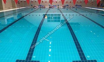 Kırklareli Kapalı Yüzme Havuzu